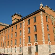 Molino Vittoria - Administrative offices