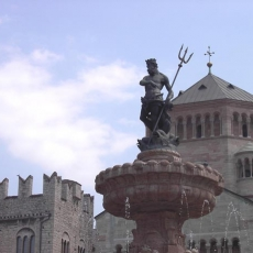 Trento - Duomo square
